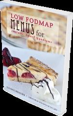 Low FODMAP diet cook book