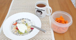 Low FODMAP Breakfast